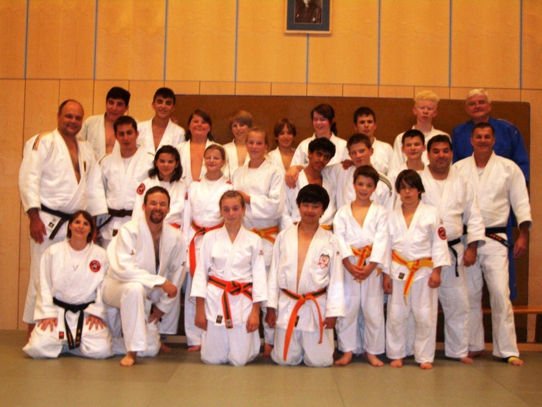 Die Lohhofer Ju... Judo Bayernkader